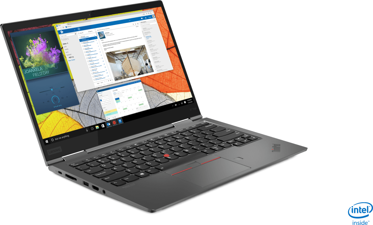 Iron Grey Lenovo ThinkPad X1 Yoga G4.3