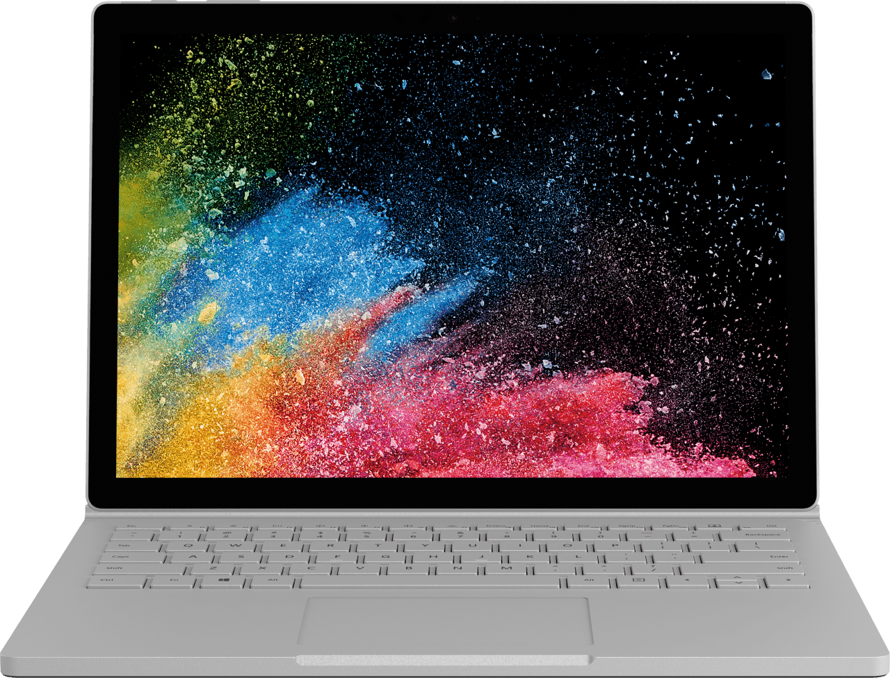 "Silber Microsoft Surface Book 2 13.5"".2"