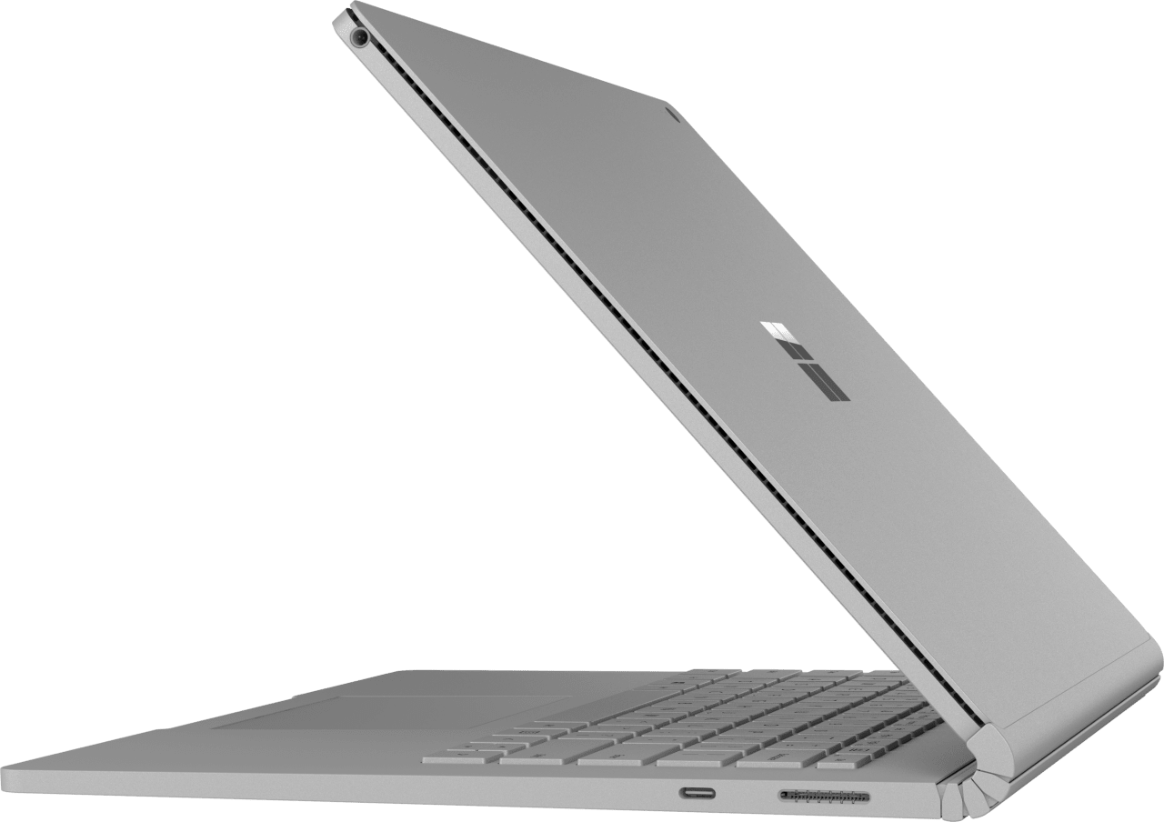 "Silber Microsoft Surface Book 2 13.5"".3"