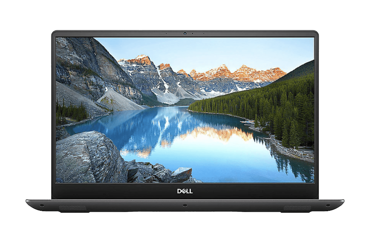 Black Dell Inspiron 15 7590.1