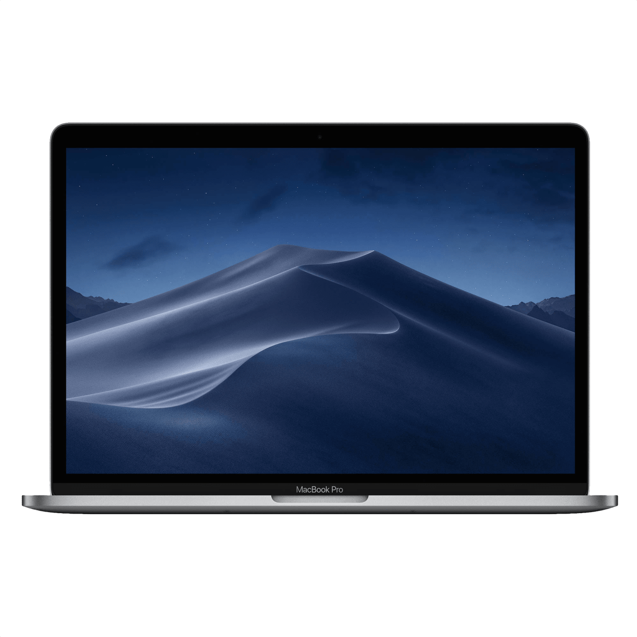 "Space Grey Apple 13"" MacBook Pro Touch Bar (Mid 2019) - English (QWERTY) Laptop - Intel® Core™ i5-8257U - 8GB - 256GB SSD - Intel® Iris™ Plus Graphics 645.1"