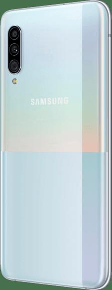 White Samsung Galaxy A90 5G Telekom 128GB.3