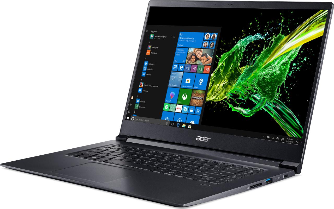 Black Acer Aspire 7 A715-73G-749C.3