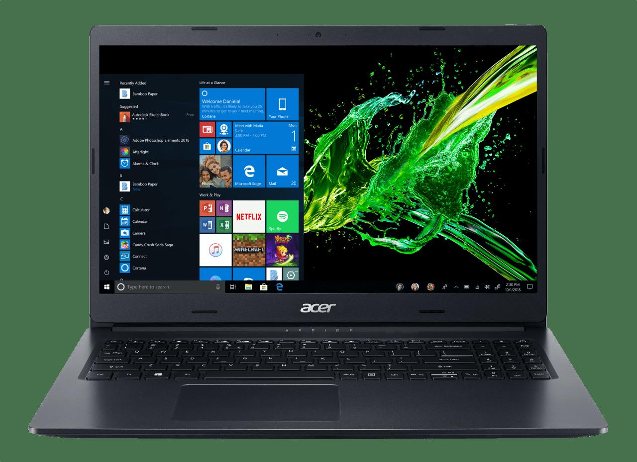 Black Acer Aspire 3 A315-55G-517D.1