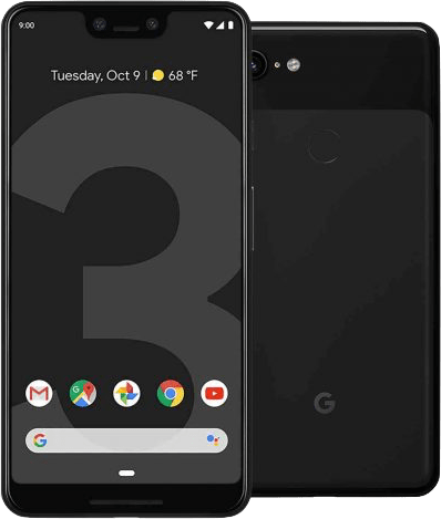 Just Black Google Pixel 3 XL 64GB.1