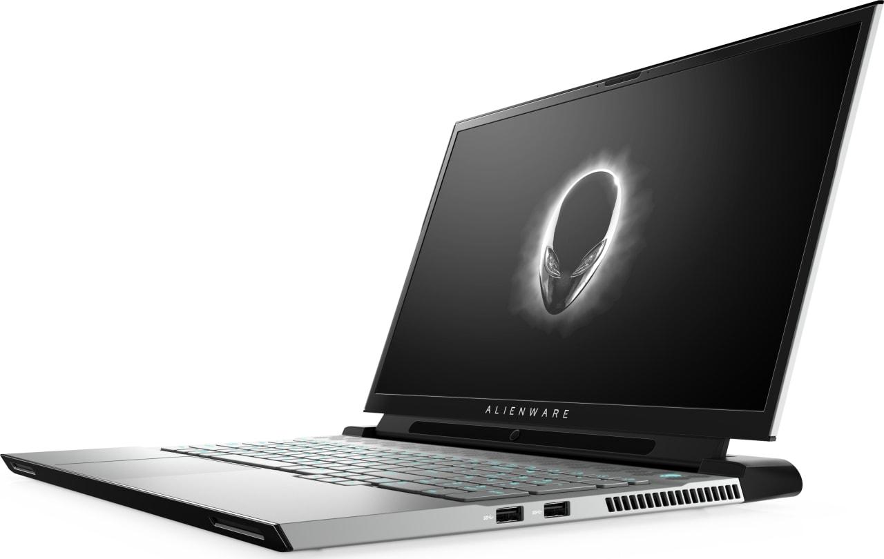 Schwarz / Weiß Alienware M17 R2.2