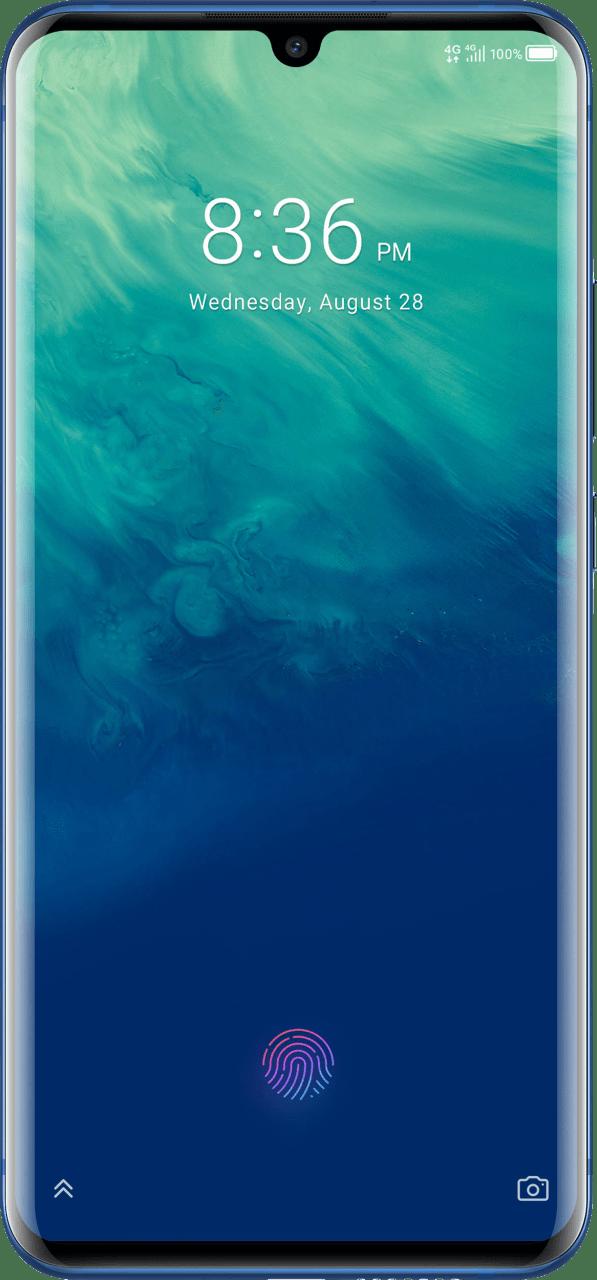 Blue ZTE Axon 10 Pro 128GB.2