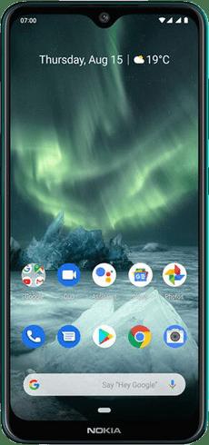 Grun Nokia 7.2 64GB Dual Sim.1