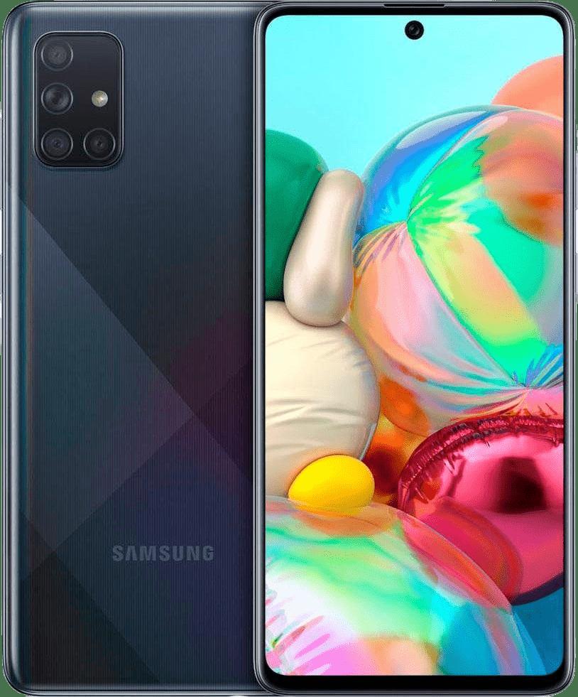 Black  Samsung Galaxy A71 128GB.1