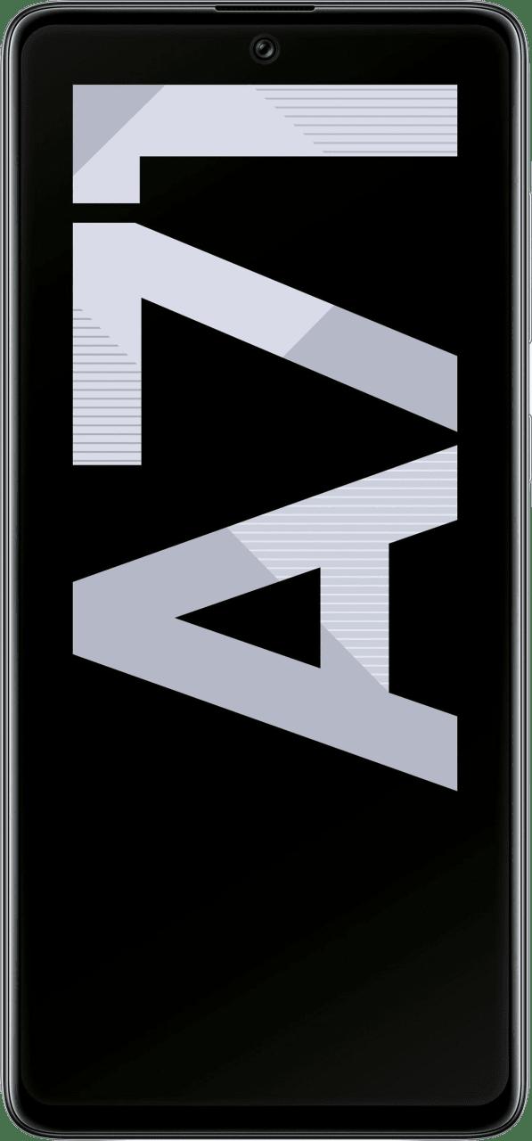 Silver Samsung Galaxy A71 128GB.2