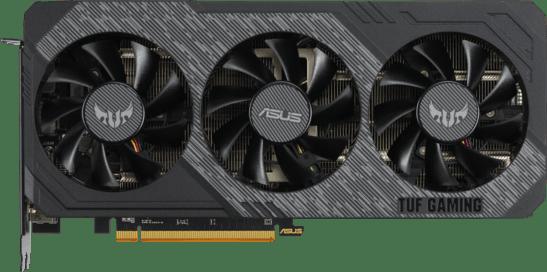 Black Asus Radeon RX 5700 XT TUF-3 OC.1