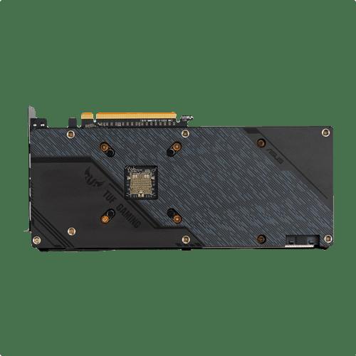 Black Asus Radeon RX 5700 XT TUF-3 OC.2