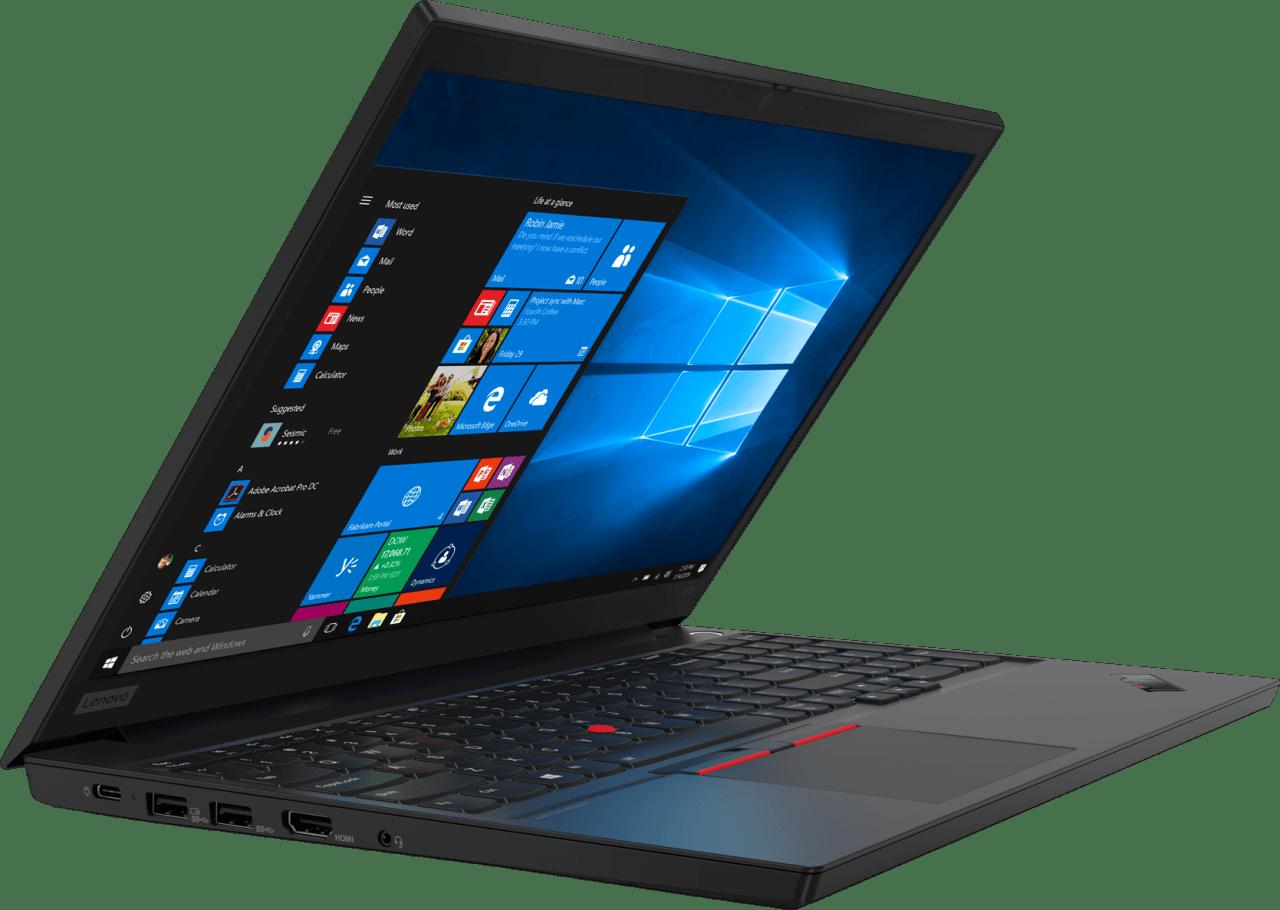 Schwarz Lenovo ThinkPad E15.3
