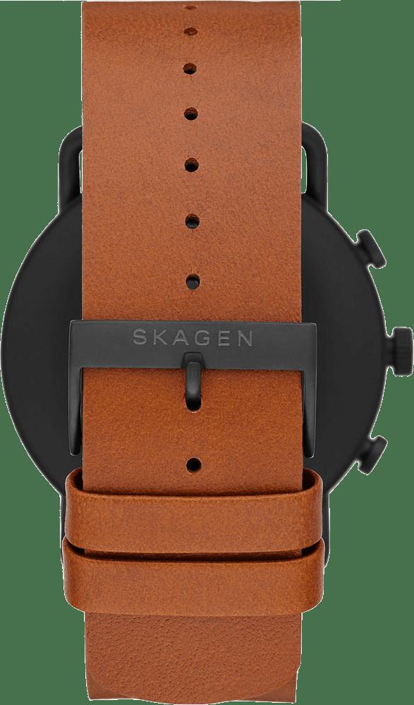 Brown Skagen Falster 3 Smartwatch.3