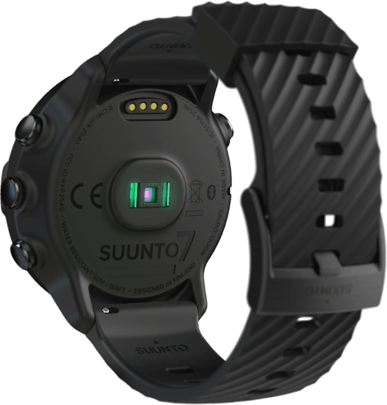 Black Suunto 7 GPS Sports watch.3