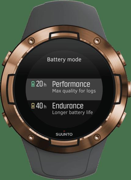 Gris Suunto 5 G1 GPS Sports watch.3