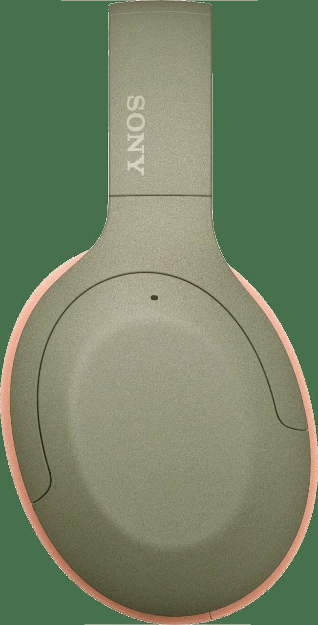Green Sony WH-H910N Over-ear Bluetooth Headphones.2