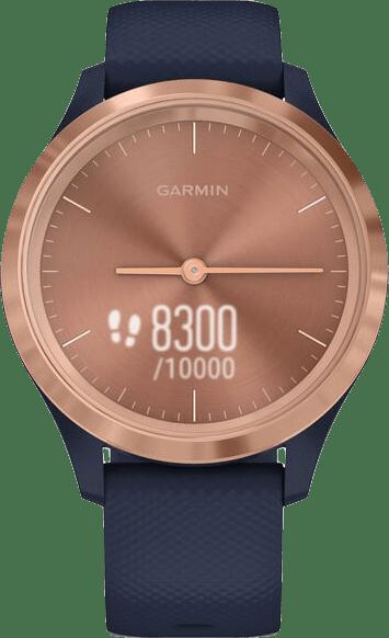 Navy Blue Garmin Vivomove 3s Smartwatch.1
