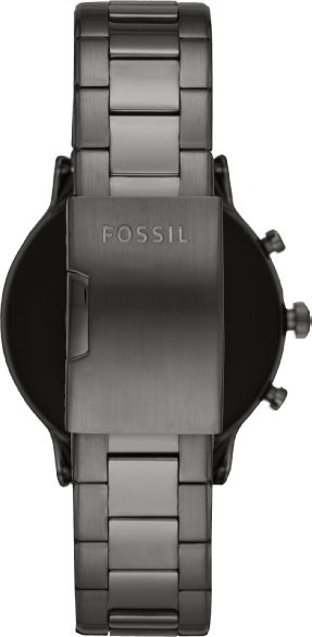 Gray Fossil Carlyle HR - 5th Gen, 44mm.3