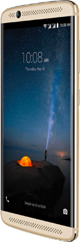 Gold ZTE Axon 7 Mini 32GB.2
