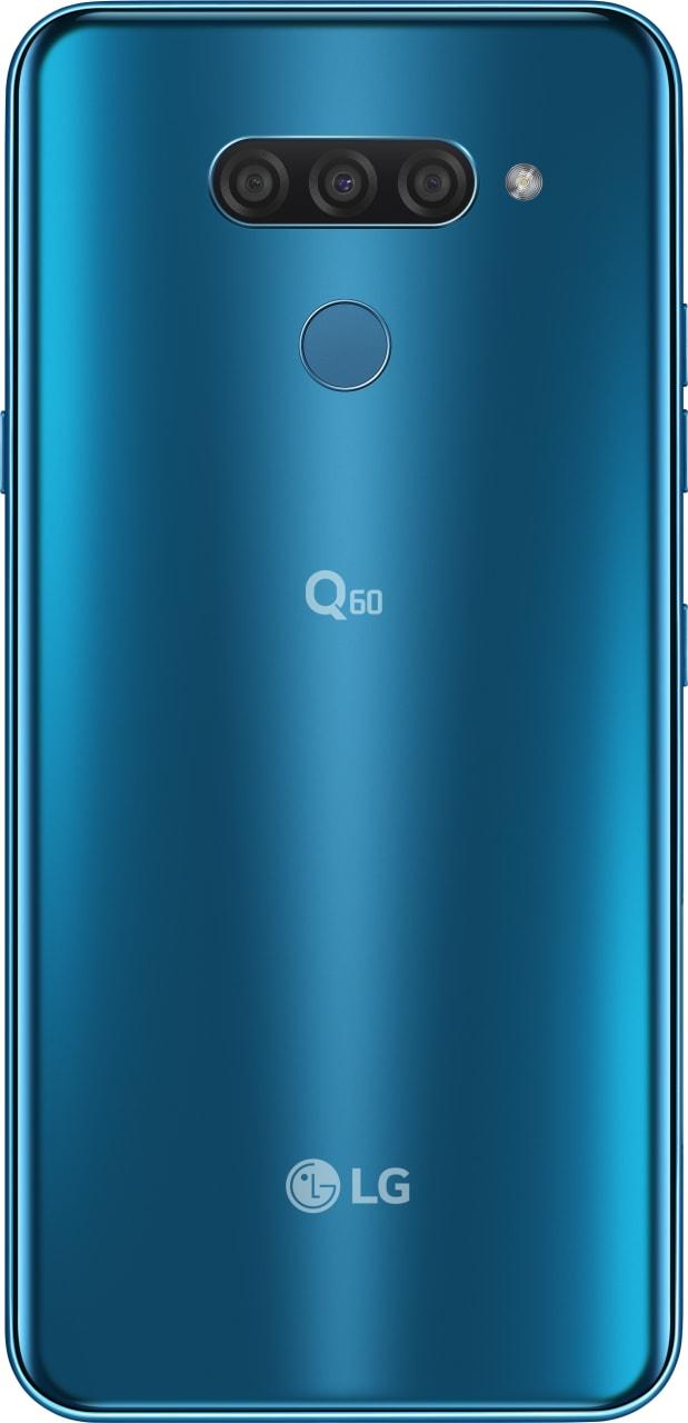 Moroccan Blue LG Q60 64GB.2