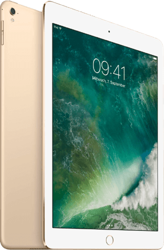 "Gold Apple 12.9"" iPad Pro Wi-Fi (2017).1"