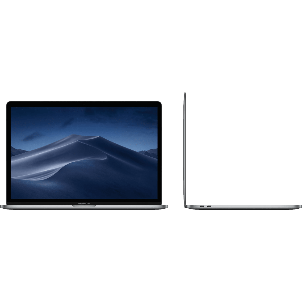 "Space Grau Apple 15"" MacBook Pro Touch Bar (Mid 2018).3"