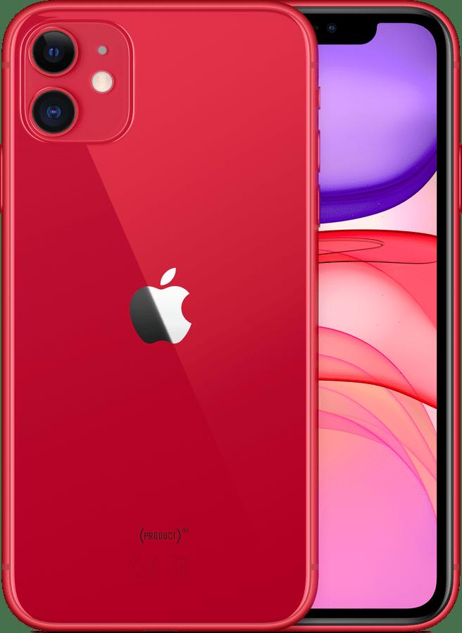 (PRODUCT)RED™ Apple iPhone 11 - 256GB - Single Sim.1