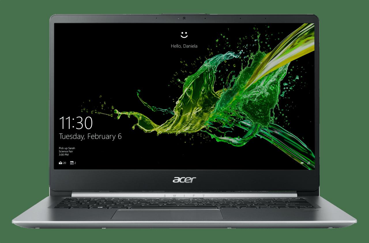 Black Acer Swift 1 SF114-32.1