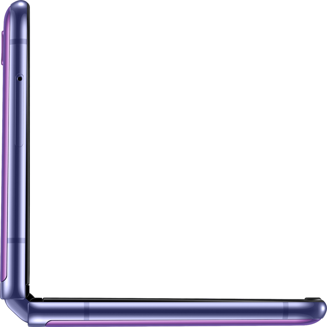 Mirror Purple Samsung Galaxy Z Flip 256GB.5