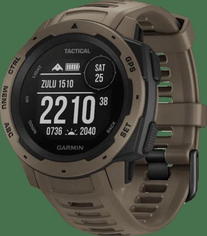 Braun Garmin Instinct® - Tactical Edition GPS-Sportuhr.1