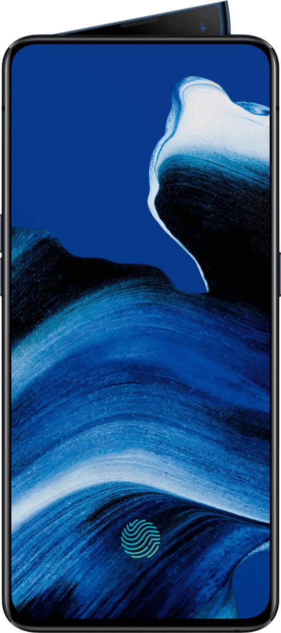 Luminous Black Oppo Reno 2 128GB.1