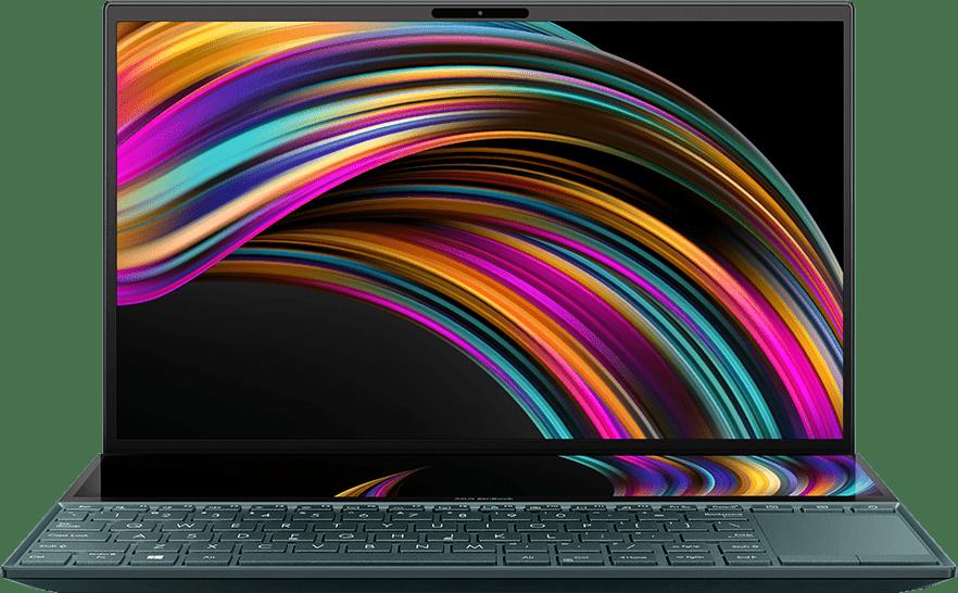 Celestial Blue Asus ZenBook Duo UX481FA-BM025R.1