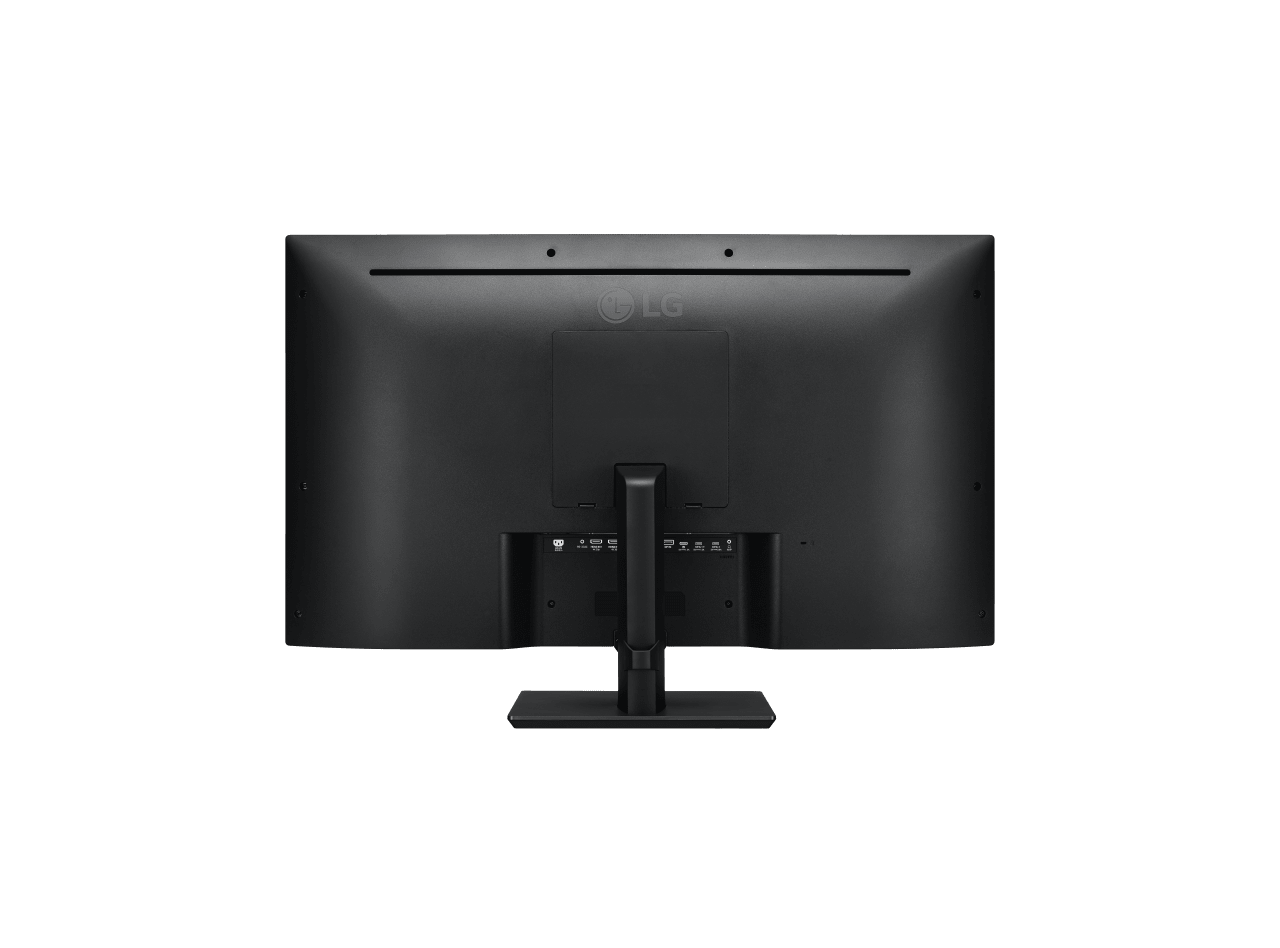 """Black LG - 43"""" Ultra HD 4K 43UN700.3"""