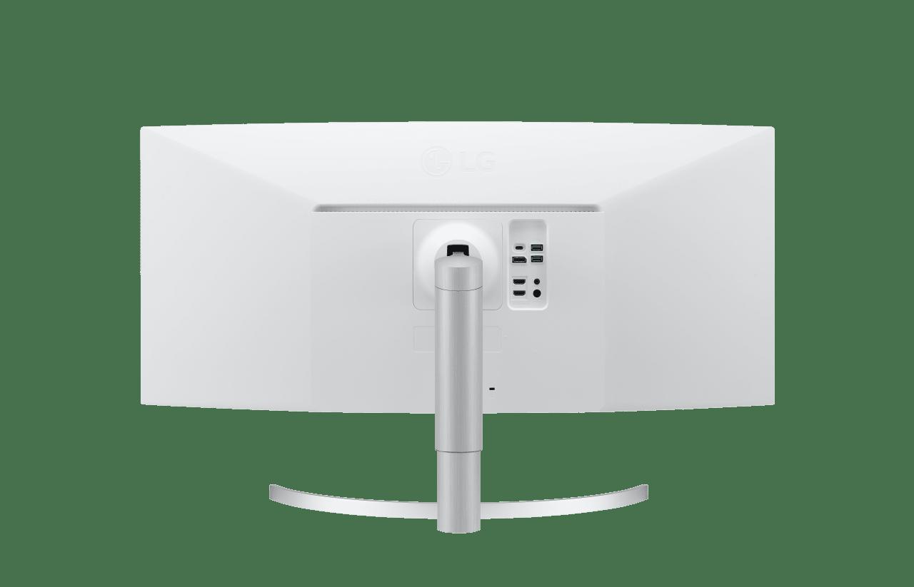 "Silber / Weiß  LG - 38"" IPS 21:9 Curved UltraWide™ 38WN95C.2"