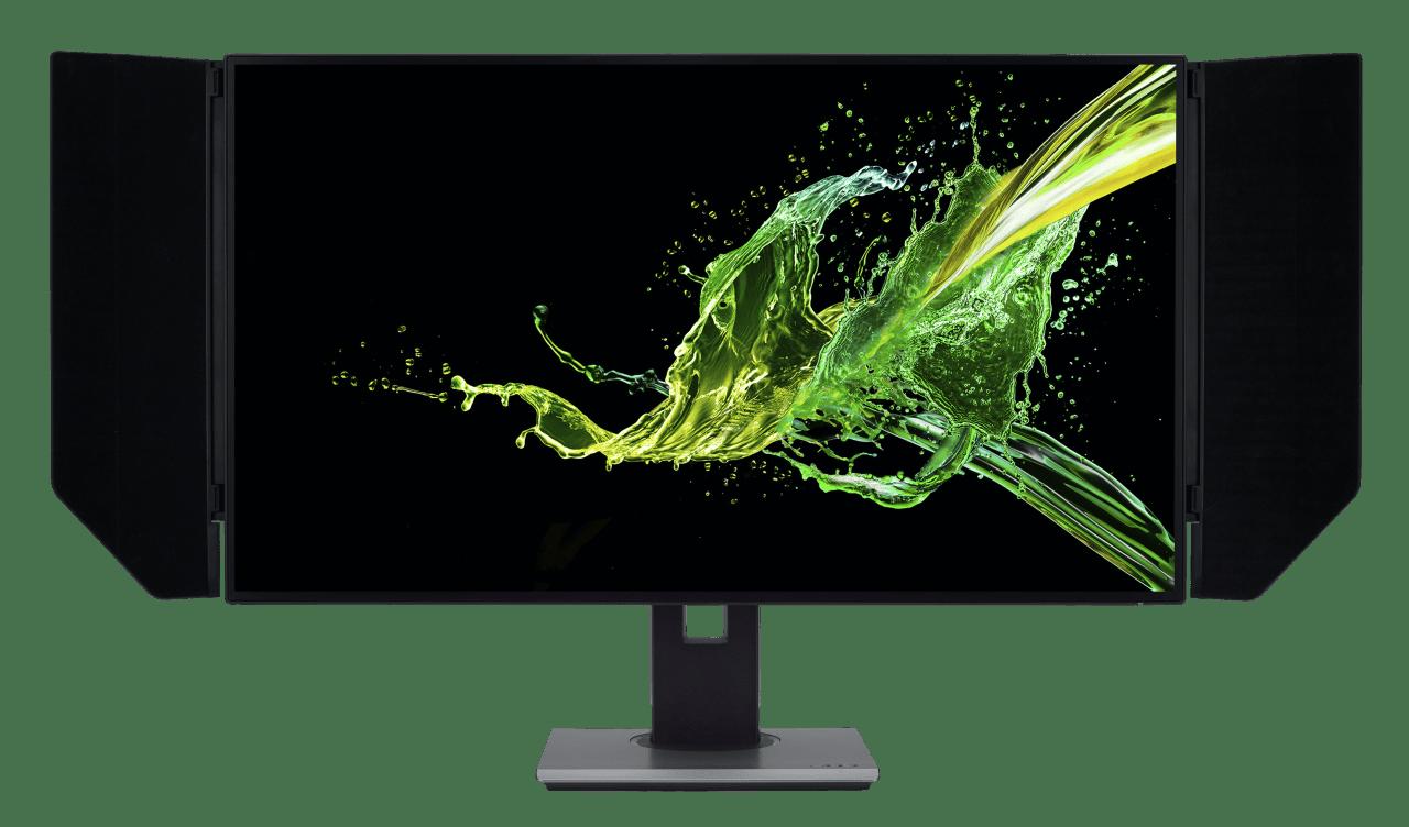 """Black Acer - 32"""" Pro Designer PE320QK UM.JP0EE.001.1"""