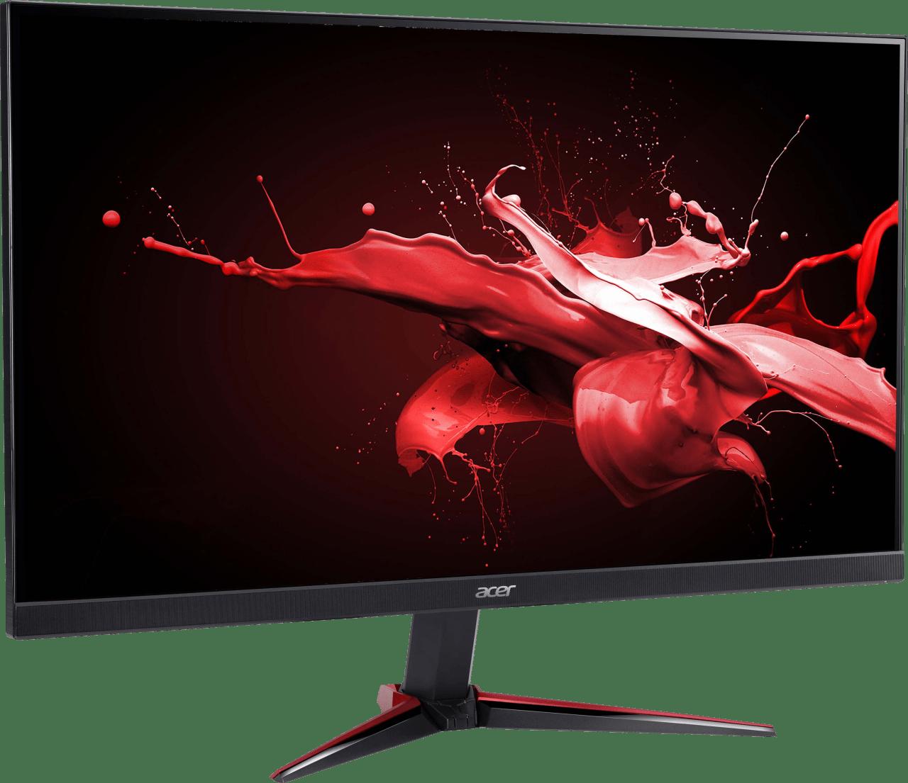 "Black Acer - 27"" Nitro VG270 UM.HV0EE.001.2"