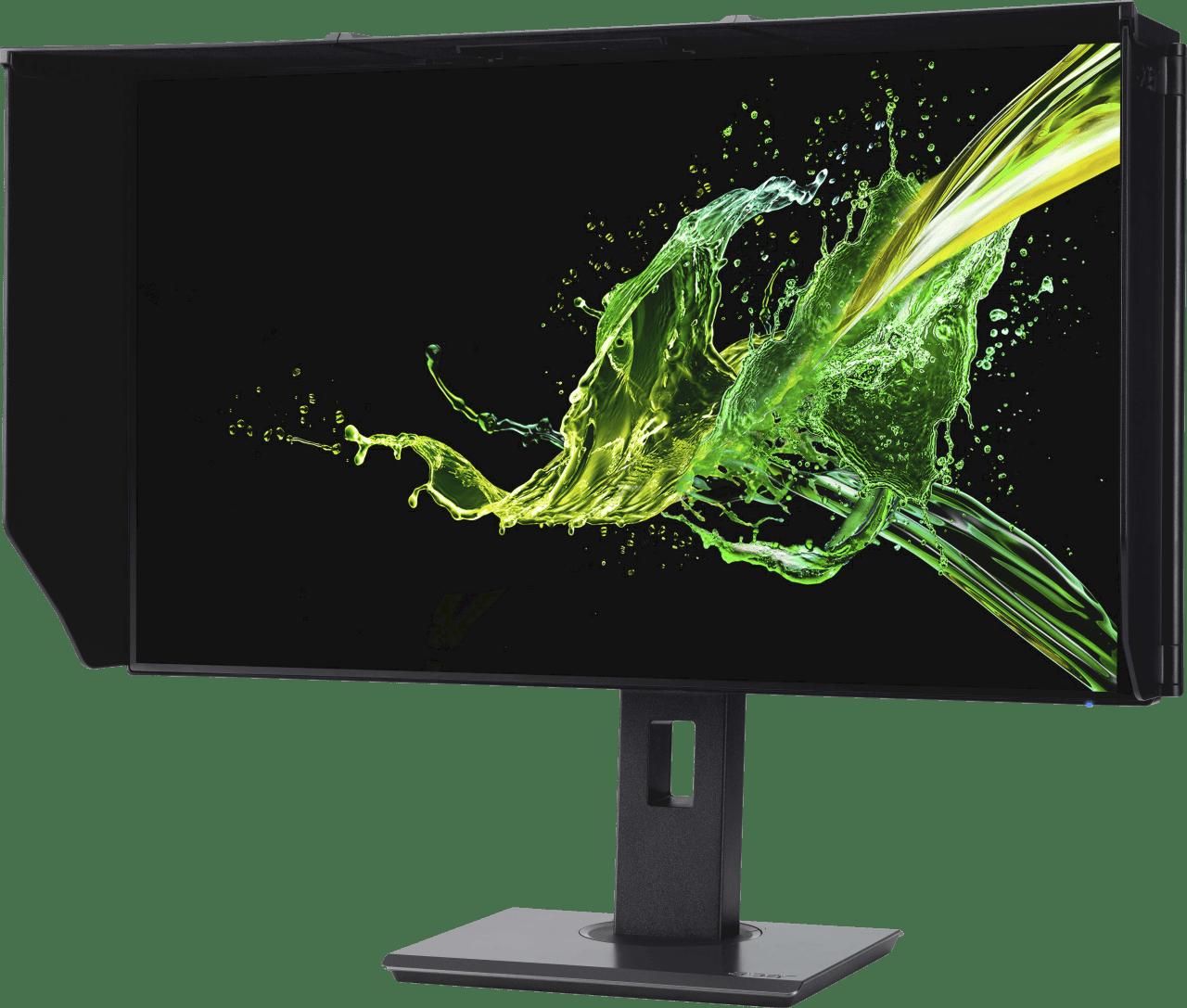 """Black Acer - 27"""" Pro Designer PE270K UM.HP0EE.001.2"""