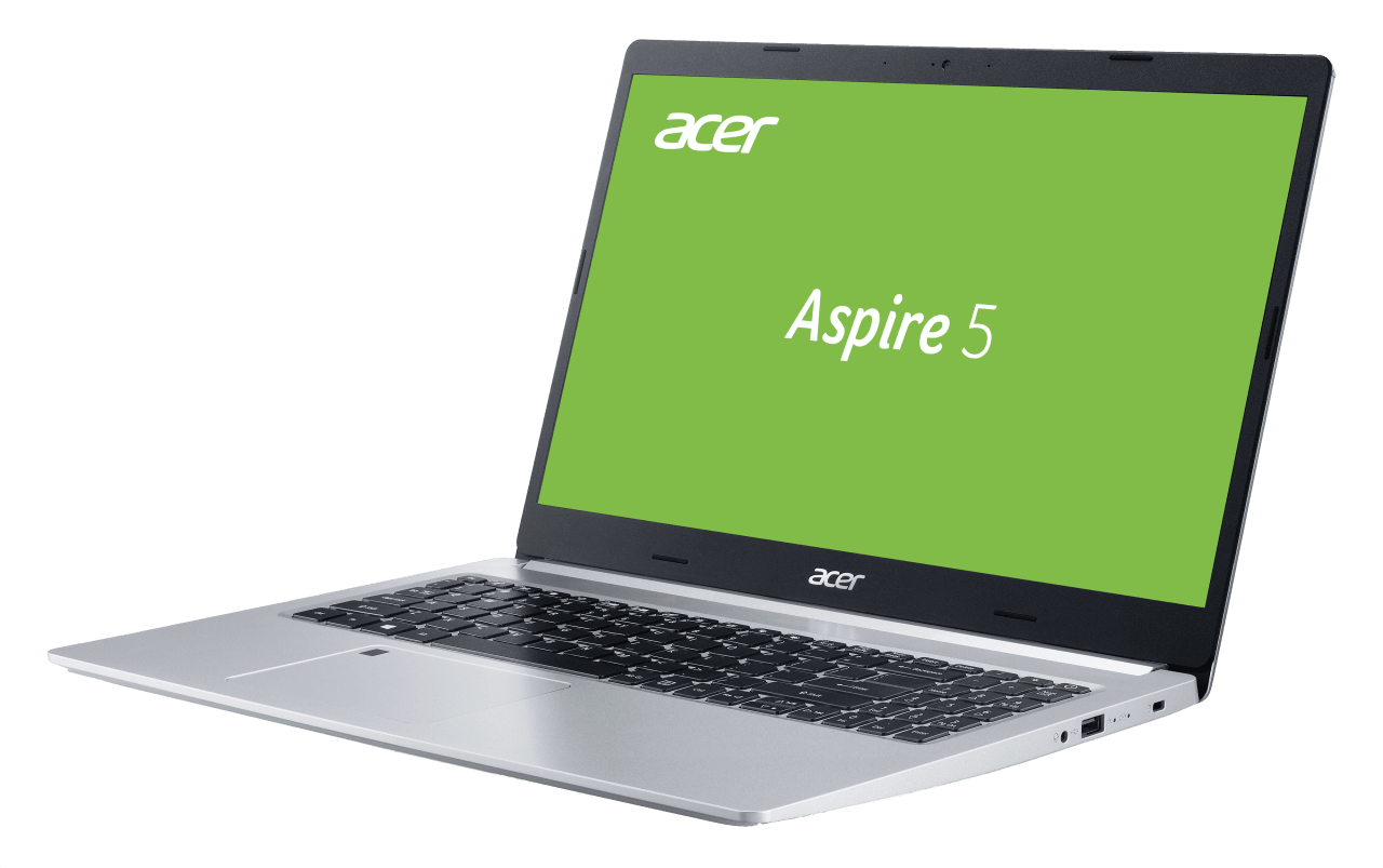 Silver Acer Aspire 5 A515-55-345C.4