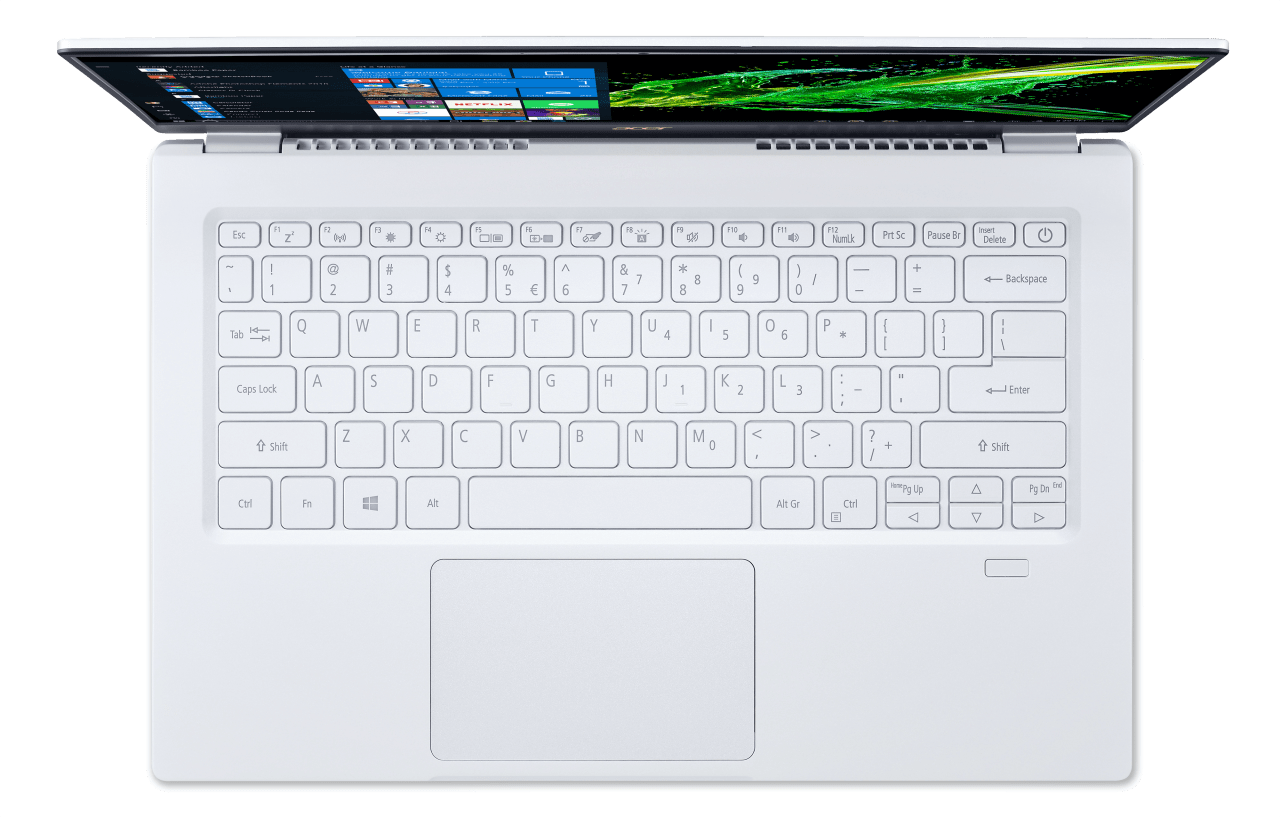 Weiß Acer Swift 5 SF514-54GT-707Z.3