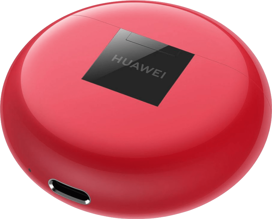 Rood Huawei FreeBuds 3 In-ear Bluetooth Headphones.4