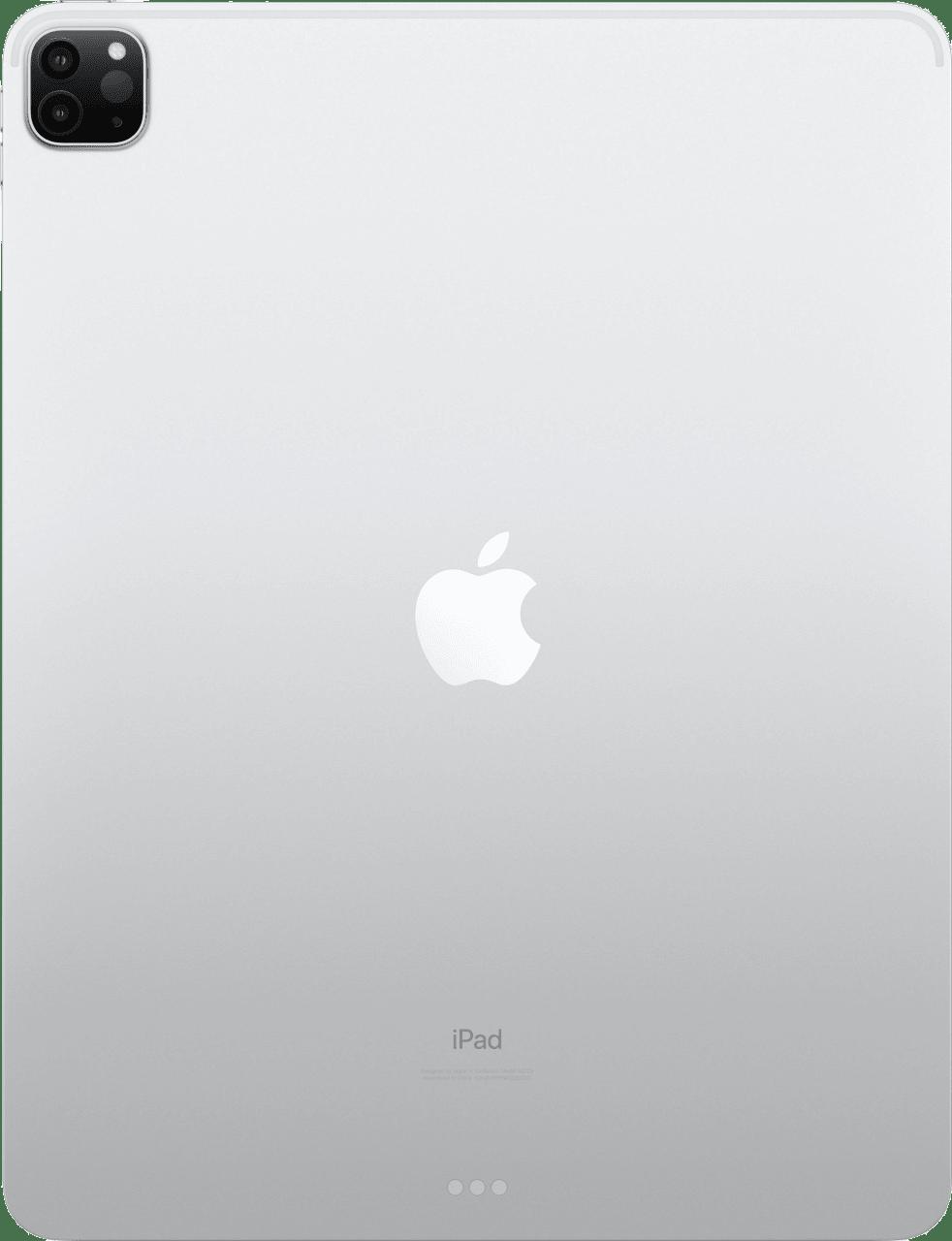 "Silver Apple 12.9"" iPad Pro Wi-Fi + LTE 512GB (2020).4"