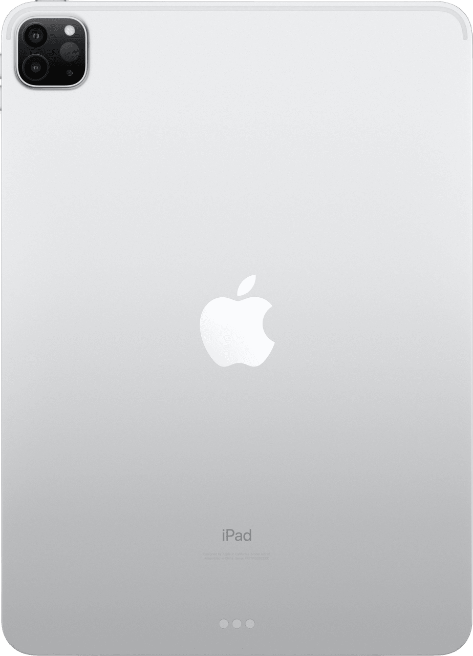 "Silver Apple 11"" iPad Pro Wi-Fi + LTE 1TB (2020).2"