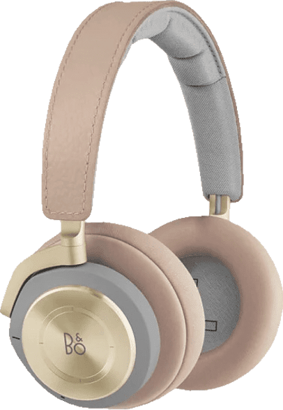 Beige Bang & Olufsen Play H9 3rd Gen Over-ear Bluetooth Headphones.1