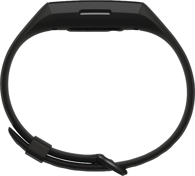 Black Fitbit Charge 4 Activity Tracker.4