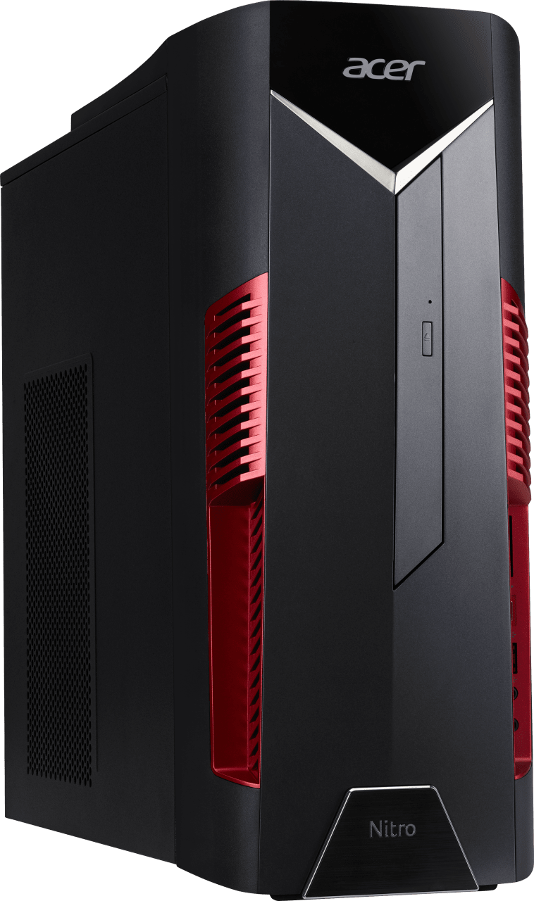 Black / Red Acer Nitro 50 N50-110.3