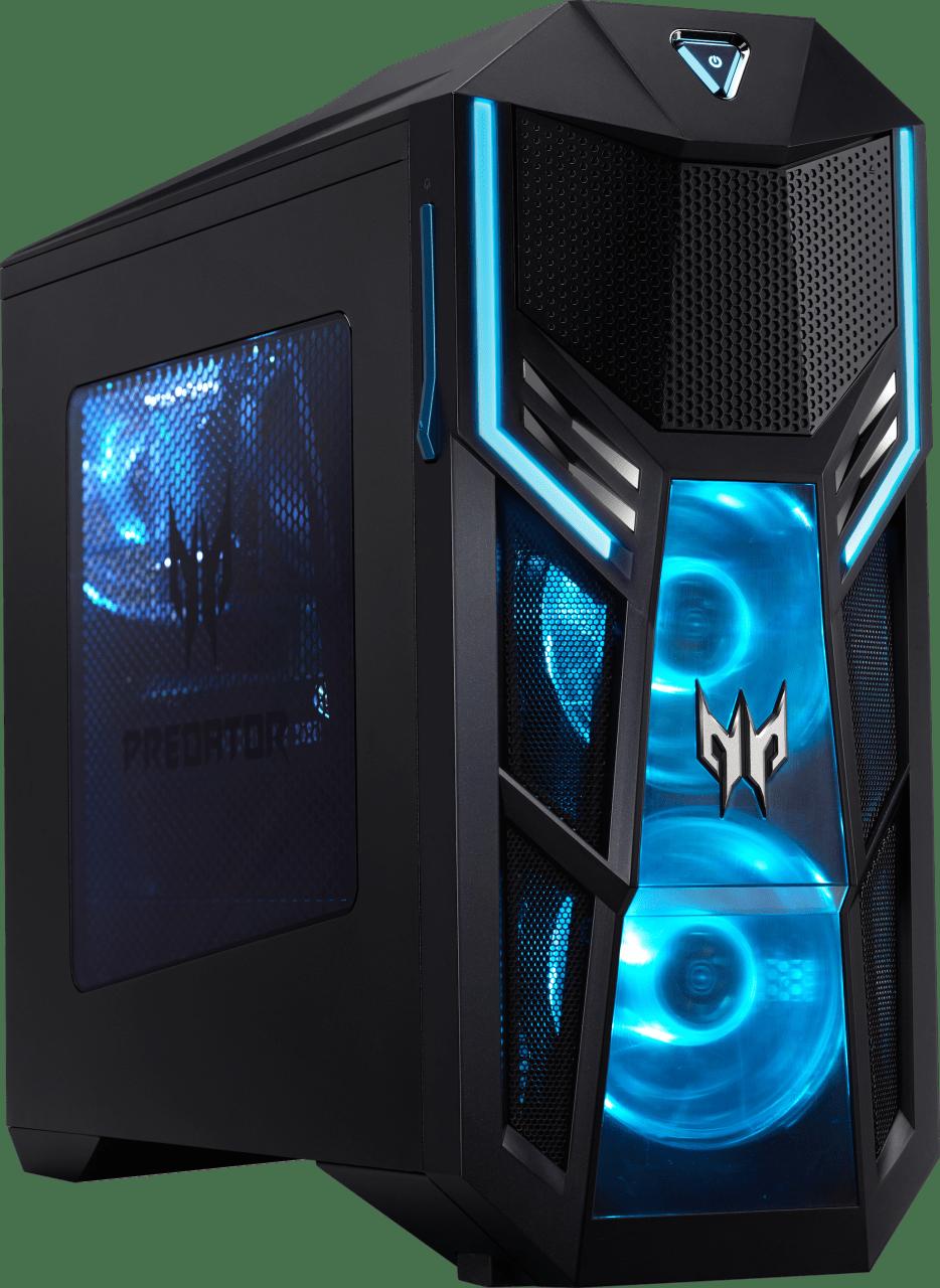 Black / Blue Acer Predator Orion 5000 PO5-600s.2