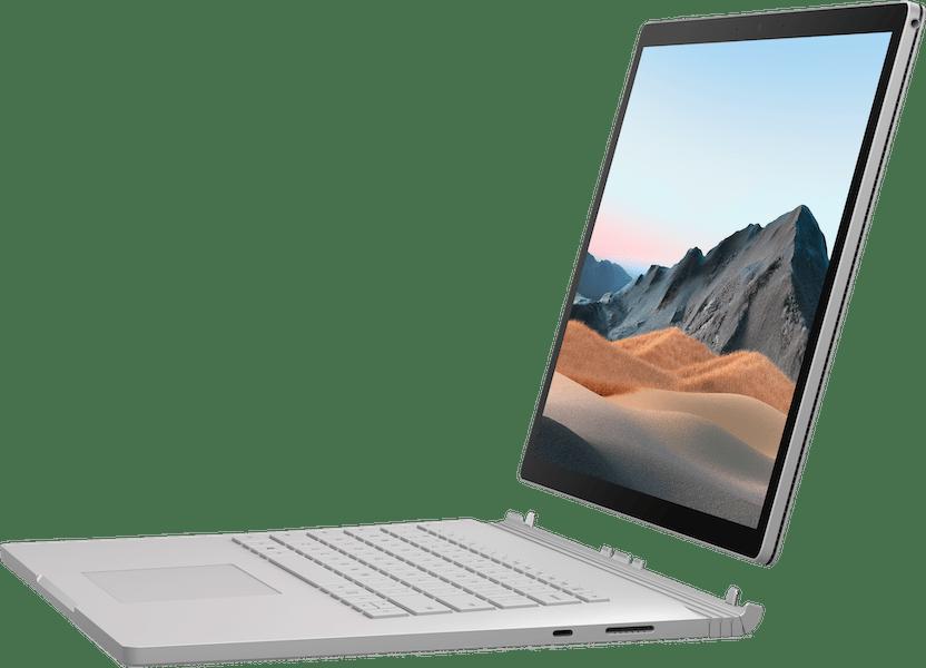 "Platinum Microsoft Surface Book 3 13.5"".2"