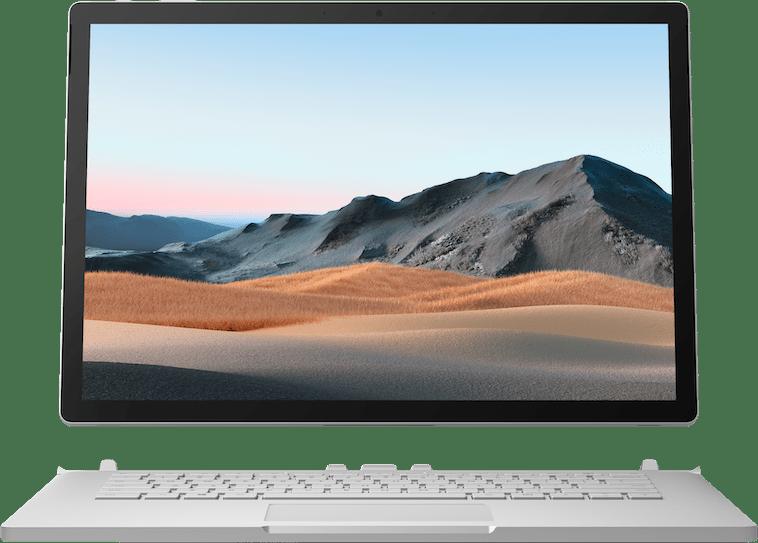 """Platin Microsoft Surface Book 3 15"""".1"""