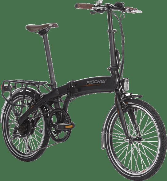 Black Fischer FR 18 Citybike.2